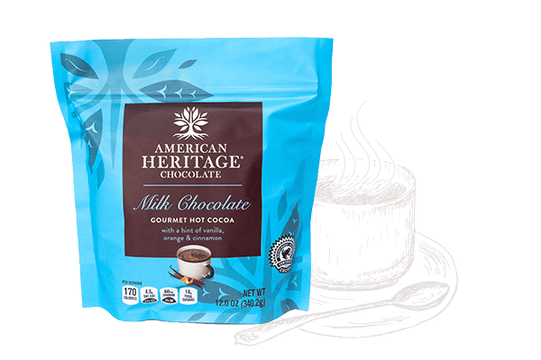 AMERICAN HERITAGE Chocolate Gourmet Hot Cocoa