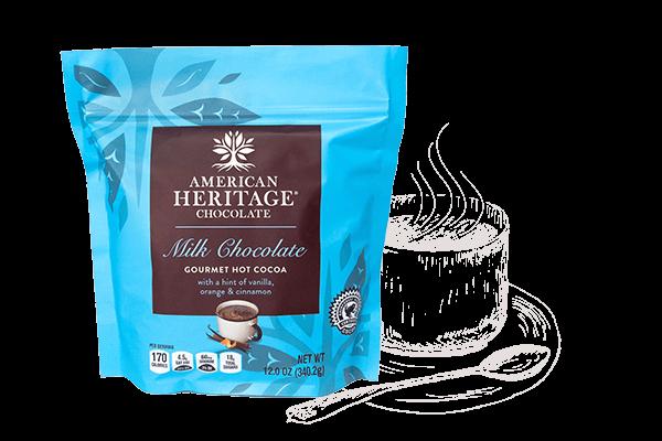 AMERICAN HERITAGE Chocolate Gourmet Hot Cocoa