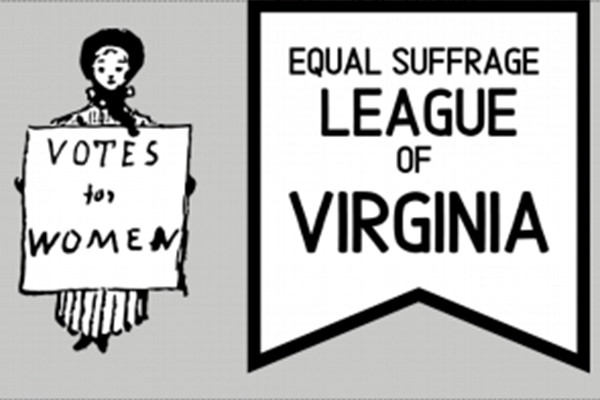 membership card suffrage league of virginia