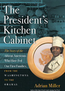 the president's kitchen cabinet book cover